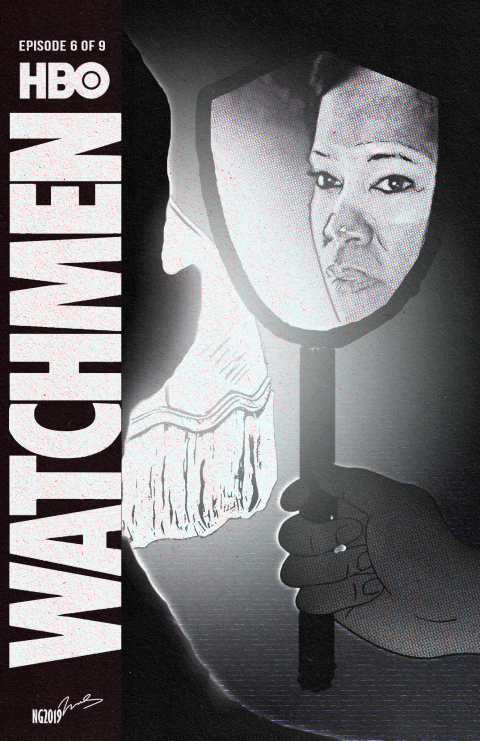 WATCHMEN Episode 106: This Extraordinary Being