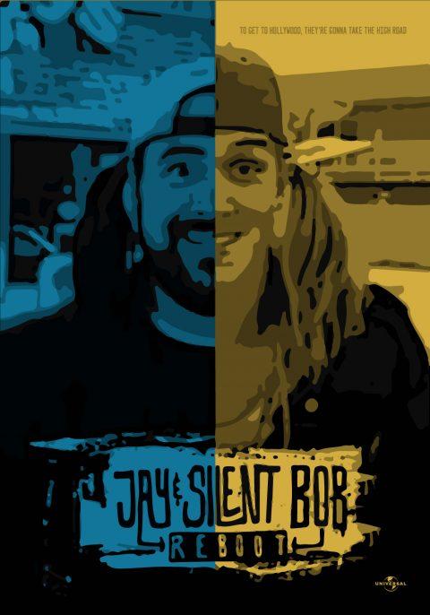 Jay and Silent Bob – Duotone Reboot