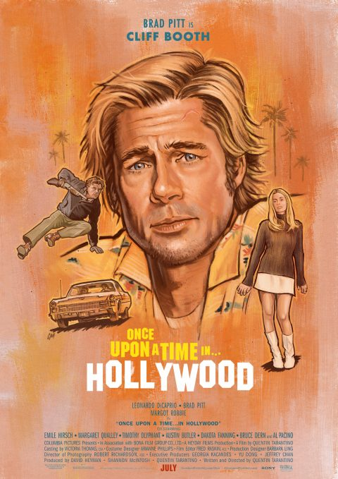 Once Upon A Time In Hollywood – part 2 of 3