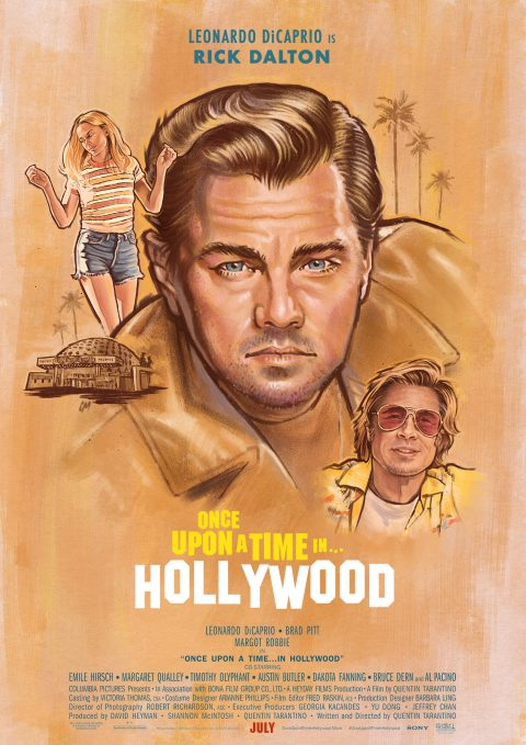 Once Upon A Time In Hollywood – part 1 of 3