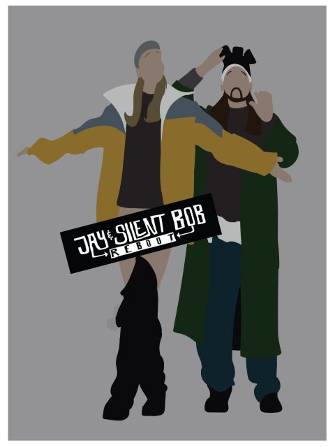 Censored Jay and Silent Bob Poster