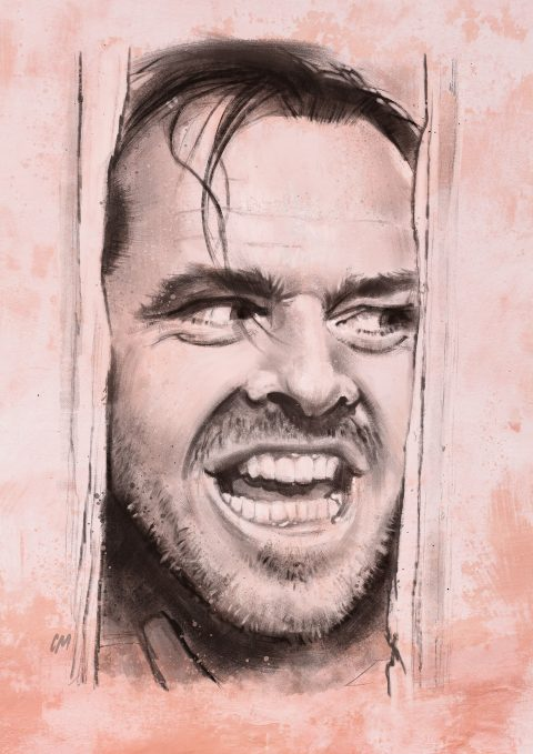 The Shining sketch