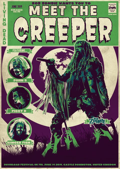 Meet the Creeper