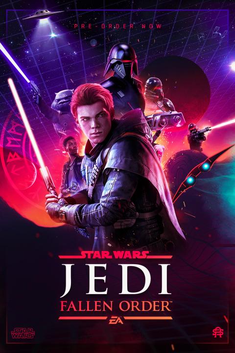 StarWars Jedi: Fallen Order | By SneakyArts