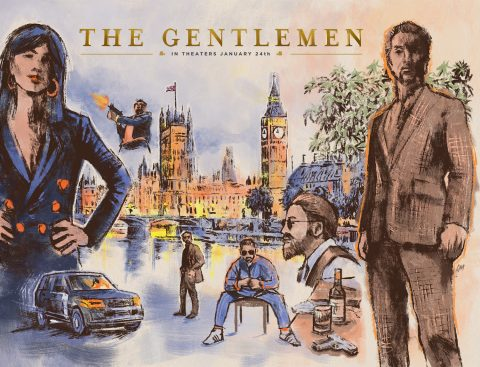 The Gentlemen LA format version 3