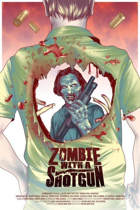 Zombie witha Shotgun