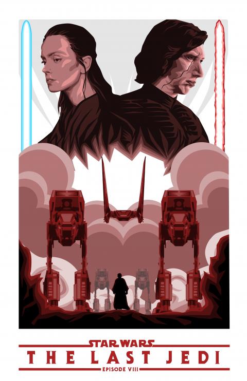The Last Jedi – Alternative Poster