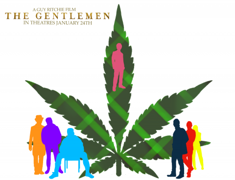Gentlemen Poster (Alternate version)