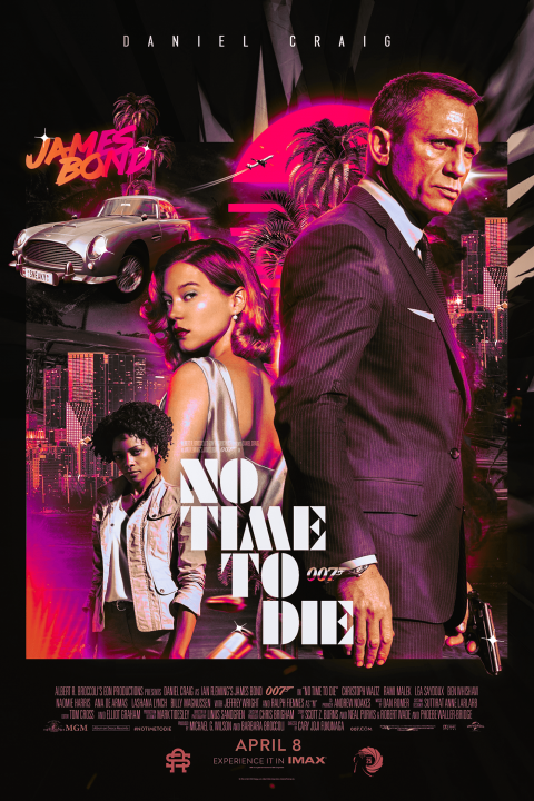 James Bond: No Time To Die | By SneakyArts