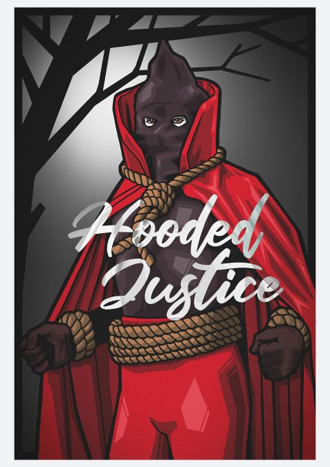 WATCHMEN   –  HOODED JUSTICE