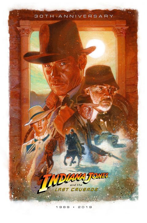 Indiana Jones and the Last Crusade Commemorative