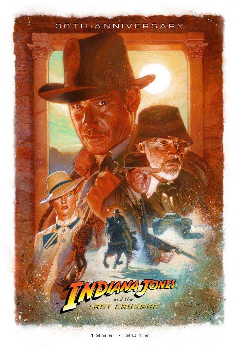 Indiana Jones and the Last Crusade Commemorative
