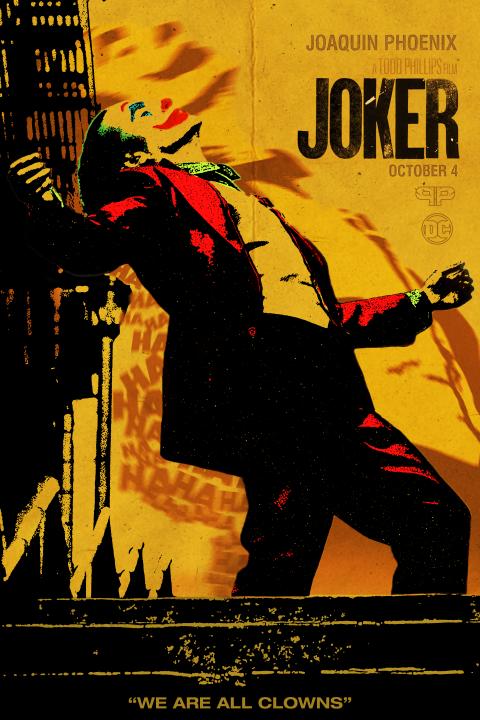 Joker Poster's
