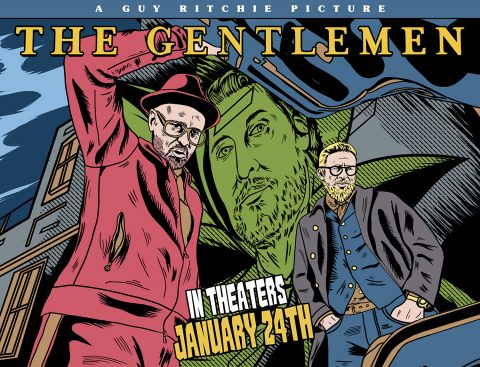 "The Gentlemen – A ""Comic"" Vision"