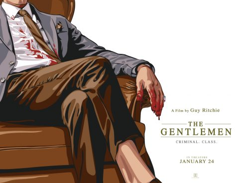 The Gentlemen – LA – Alternative Movie Poster