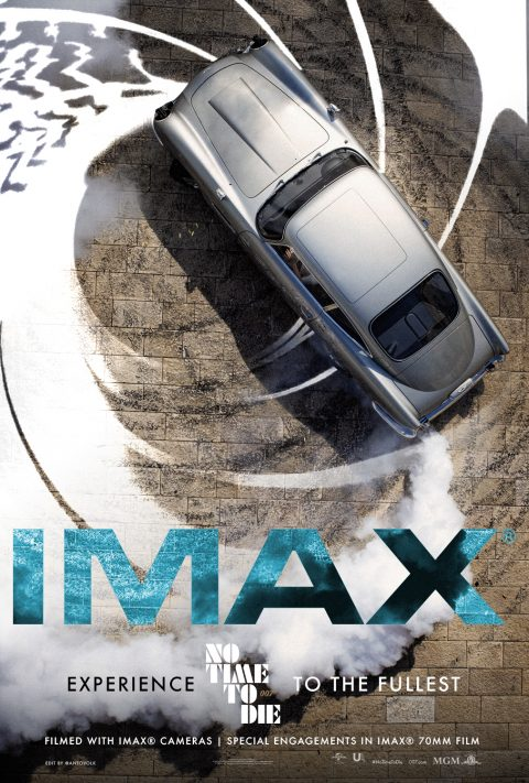 No Time To Die – IMAX