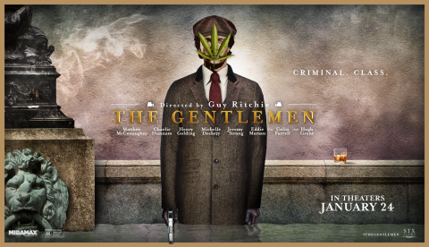 The Gentlemen – (NYC Version 2)