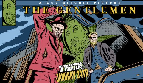"The Gentlemen – A ""Comic"" Vision"