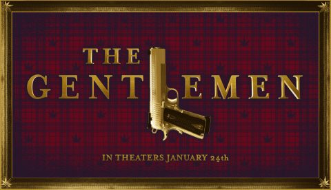 The Gentlemen Movie Poster
