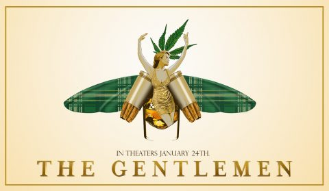 The Gentlemen NYC Poster