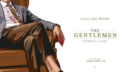 The Gentlemen – NYC – Alternative Movie Poster
