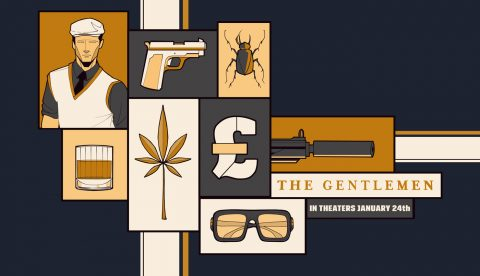 The Gentlemen icon landscape