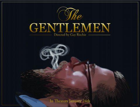 The Gentlemen LA Poster