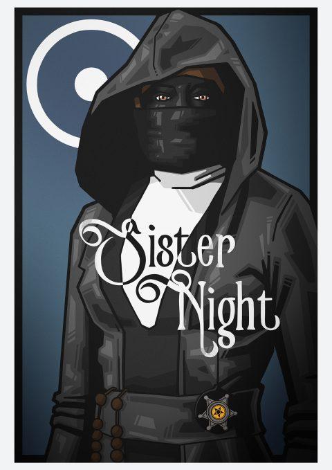 WATCHMEN   –  SISTER NIGHT