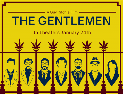The Gentlemen Artwork Submission 4