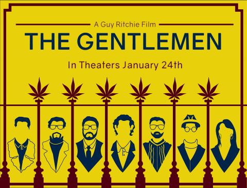 The Gentlemen Artwork Submission 4