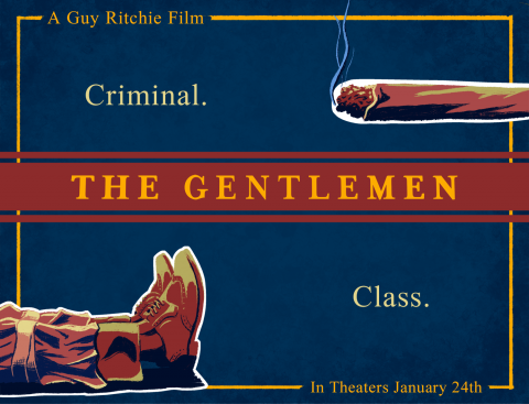 The Gentlemen Artwork Submission 2