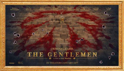 The Gentlemen NY by Wolfgang LeBlanc