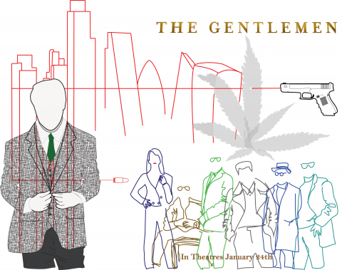 The Gentlemen Line Up 1
