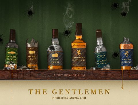 The Gentlemen – Long Live The King (LA)