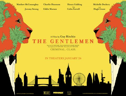 The Gentlemen – LA Vesion