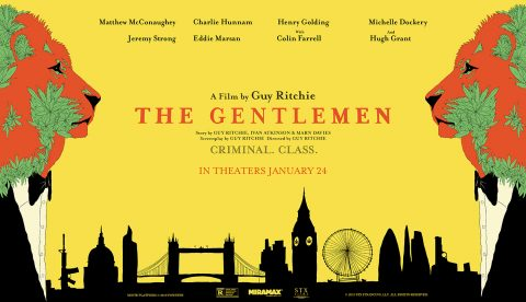 The Gentlemen – New York Vesion