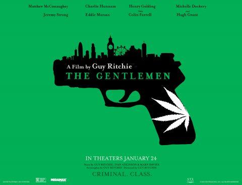 The Gentlemen – Green Minimal – LA Version
