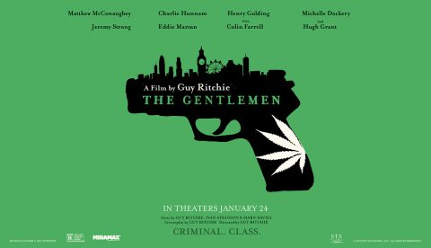 The Gentlemen – Green Minimal – New York Version