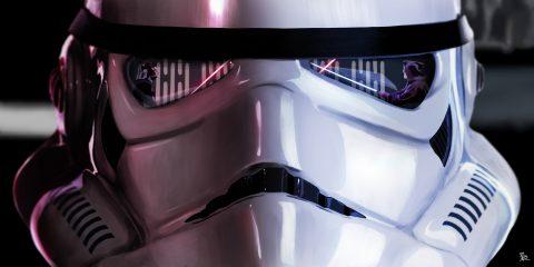 Star Wars Impressions Project: Vader V Kenobi