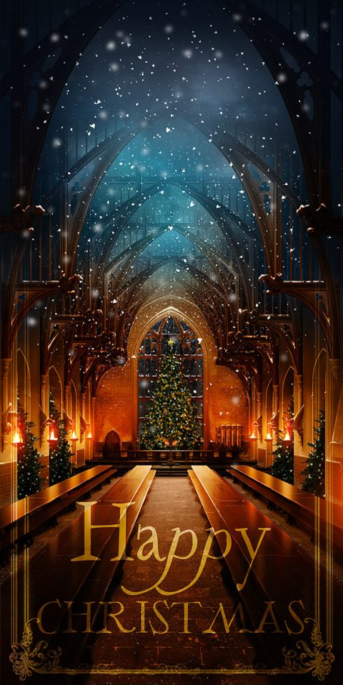 The Great Hall – Christmas