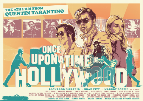 Once Upon A Time In… Hollywood  v1