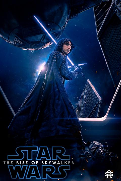 Jedi Master Ben Solo | By SneakyArts