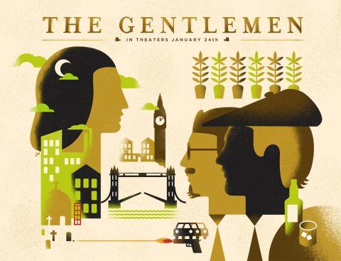 The Gentlemen LA format