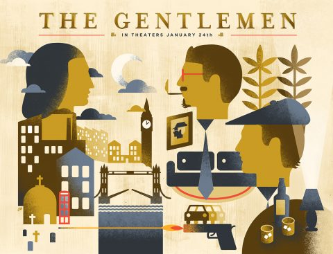 The Gentlemen LA format version 2