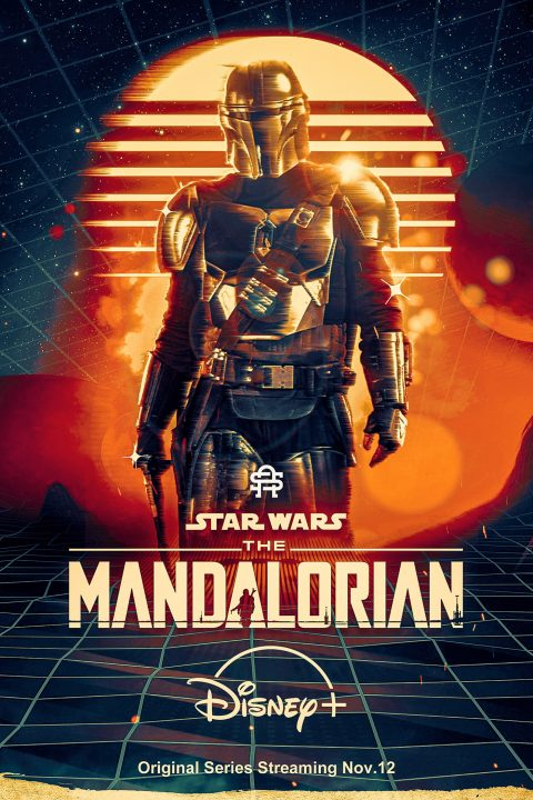 The Mandalorian | By SneakyArts
