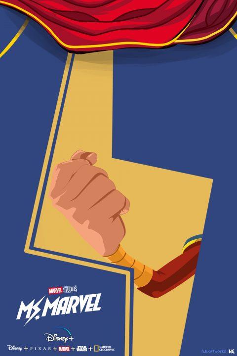 Ms.Marvel Disney+