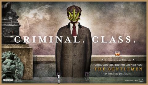 The Gentlemen – (NYC Version 1) Big Tagline
