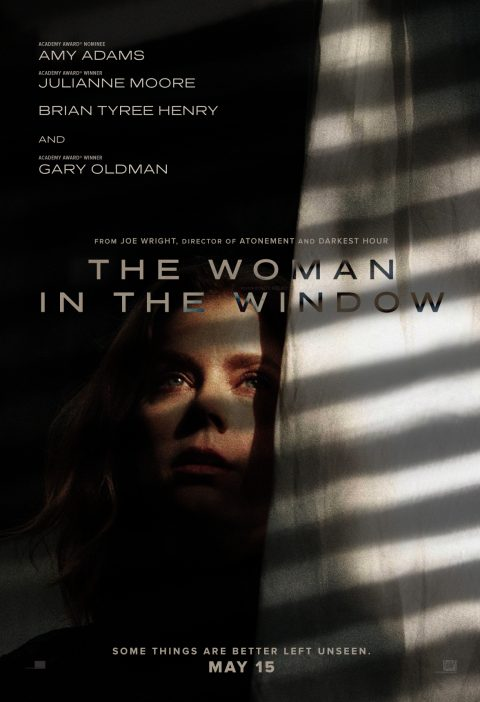 The Woman in the Window (2019) – Poster