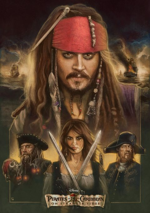 Pirates of the Caribbean – On Stranger Tides