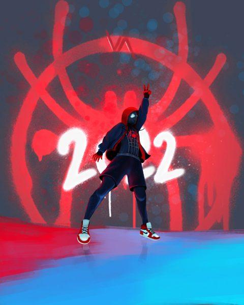 Spiderman into spiderverse 2